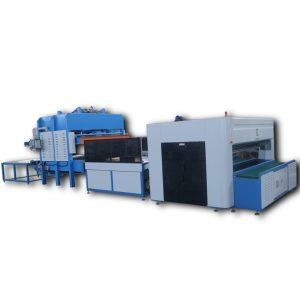 JK-CR1 Линия по производству матрасной упаковки