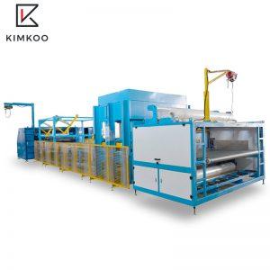 JK-CR4 автоматическая линия для упаковки матрасов