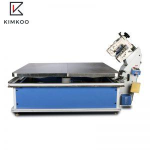 JK-T3A Настроить матрас лента швейная машина