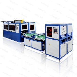 JK-AS2 Automatic Pocket Spring Assembly Machine