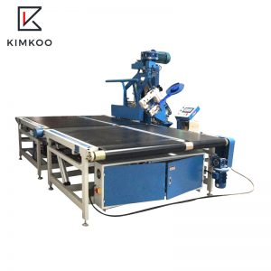 JK-T4 Automatic Mattress Tape Edge Machine