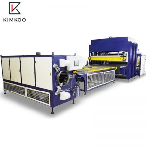 JK-CR3 Mattress Compression Roll Packing Machine