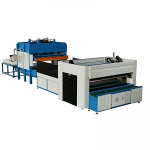 JK-CR1 Automatic Mattress Packing Machine