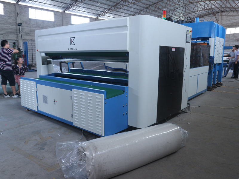 Mattress Packing Machine